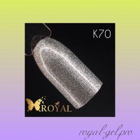 K70 Royal CLASSIC гель краска 5 мл.