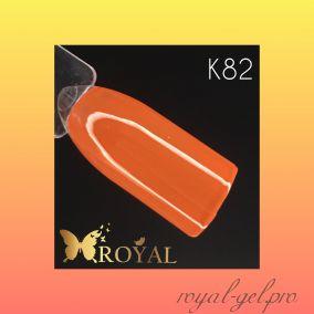 K82 Royal CLASSIC гель краска 5 мл.