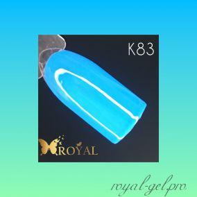 K83 Royal CLASSIC гель краска 5 мл.