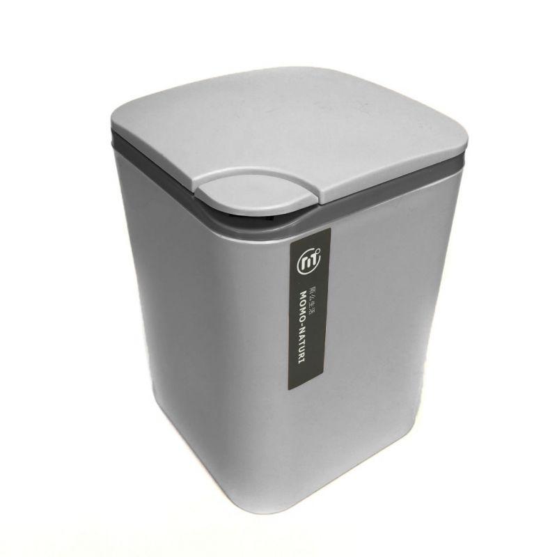 Контейнер для мусора настольный MOMO-NATURI (цвет серый)