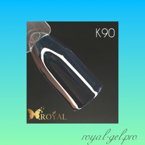 K90 Royal CLASSIC гель краска 5 мл.