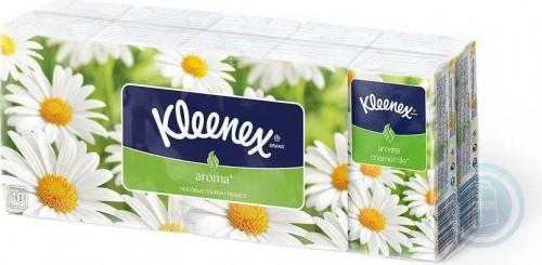 """Kleenex """"Aroma Ромашка"""" 10шт."""