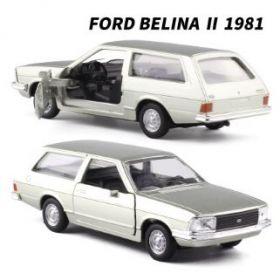 Металлическая модель автомобиля Ford Belina II 1981 масштаб 1:38