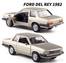 Металлическая модель автомобиля Ford Del Rey 1982 масштаб 1:38