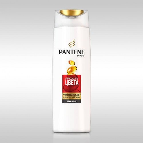 "Pantene ""Яркость цвета"""