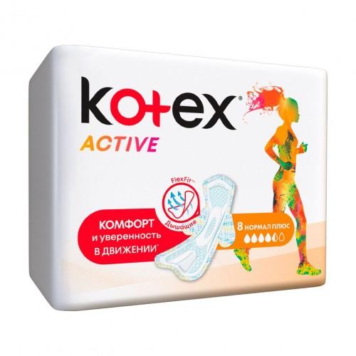 "Kotex ""Active Normal Plus"""