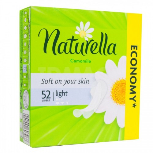 "Naturella ""Camomile"" Light 52"