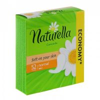 "Naturella ""Camomile"" Normal 52"