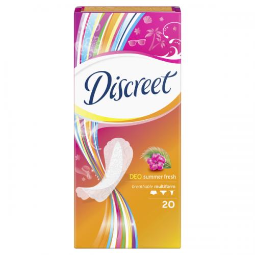 "Discreet ""Deo Summer Fresh"" 20"
