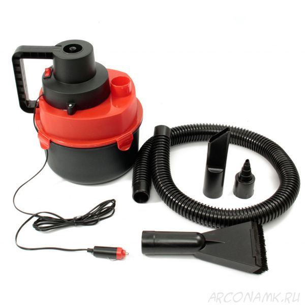 Автомобильный пылесос Wet Dry Canister Vacuum Cleaner