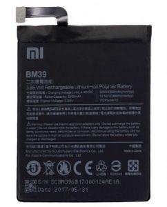 Аккумулятор Xiaomi Mi6 (BM39) Оригинал