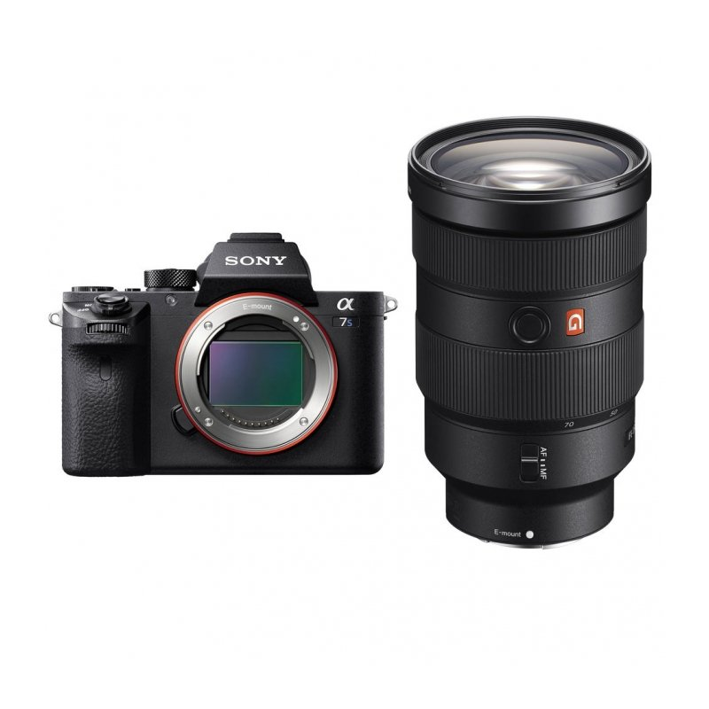 Sony Alpha ILCE-7SM2 kit FE 24-70mm F2.8 GM (SEL-2470ZGM)(РСТ)