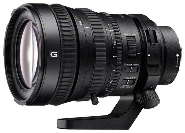 Sony FE PZ 28-135mm f/4.0 G OSS (SELP28135G)