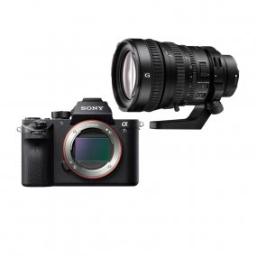 Sony Alpha ILCE-7SM2 kit FE PZ 28-135mm f/4.0 G OSS (SEP28135G)