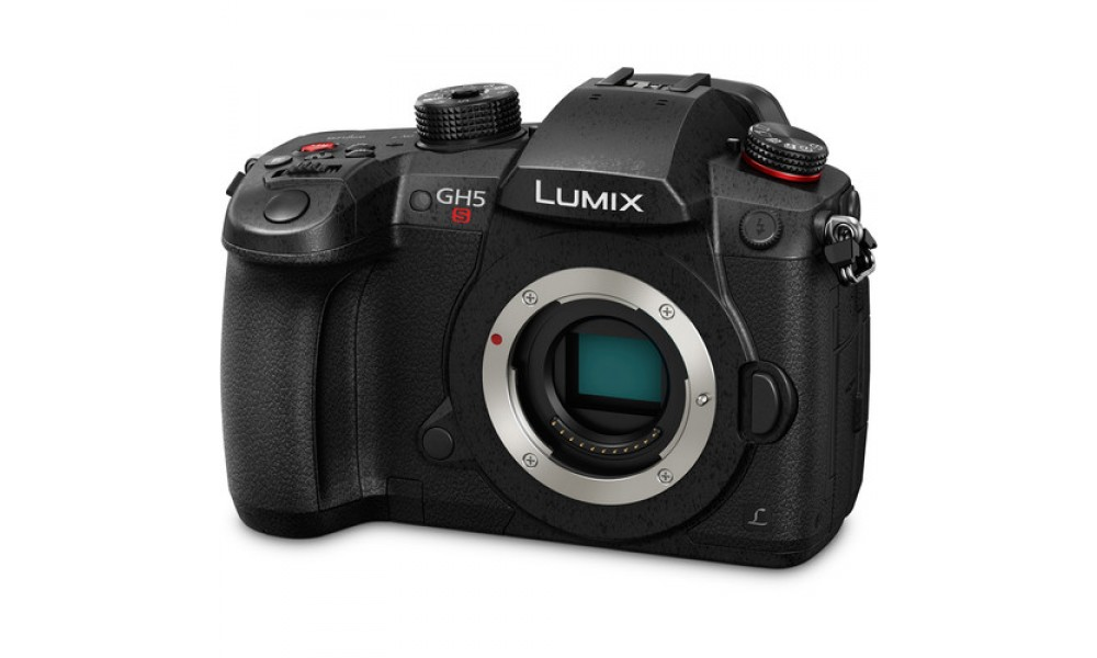 Panasonic Lumix DC-GH5S Kit 14-140mm f/3.5-5.6 Aspherical Power O.I.S. (H-FS14140)
