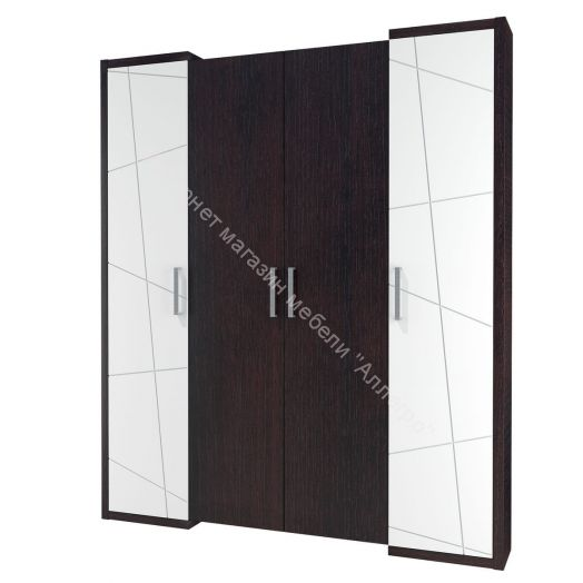 "Шкаф для одежды ""Барселона"" 04"