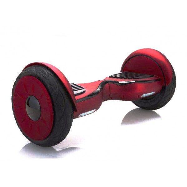 Гироскутер Smart Balance PRO PREMIUM 10.5 V2 (+AUTOBALANCE, +MOBILE APP) Красный матовый