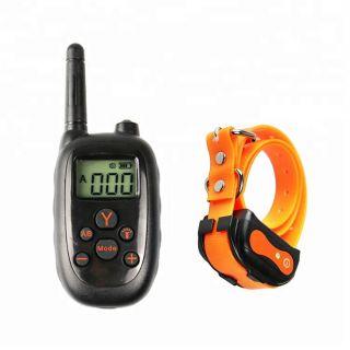Электронный ошейник PK9 время работы свыше 5 дней, вкл/откл ошейника с пульта