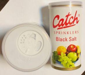 Натуральная Черная Гималайская Соль CATCH SPRINKLERS (Black Salt ) 200г.