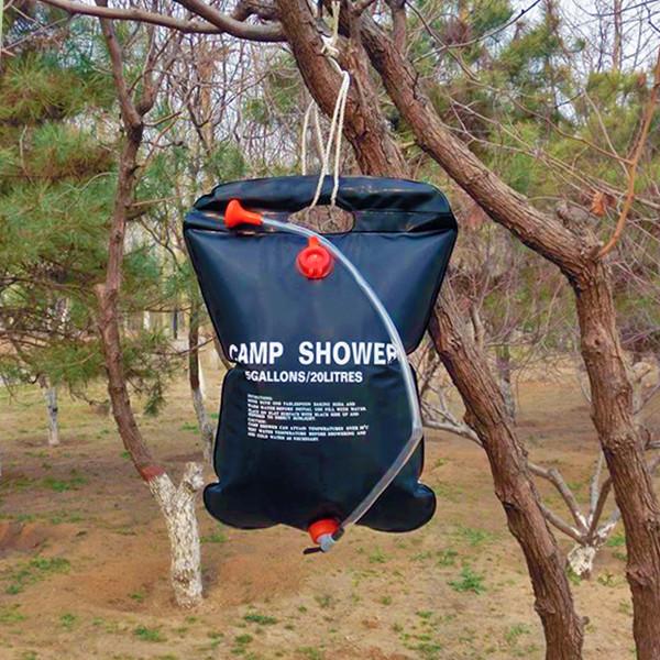 Портативный переносной душ Solar Shower Bag
