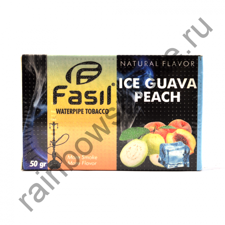 Fasil 50 гр - Ice Guava Peach (Ледяная Гуава с Персиком)