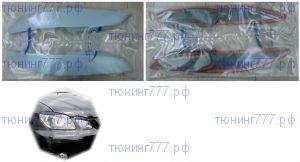 Реснички на фары, CSM, под окраску на Airtrek