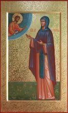 Икона Евгения Лысова преподобномученица