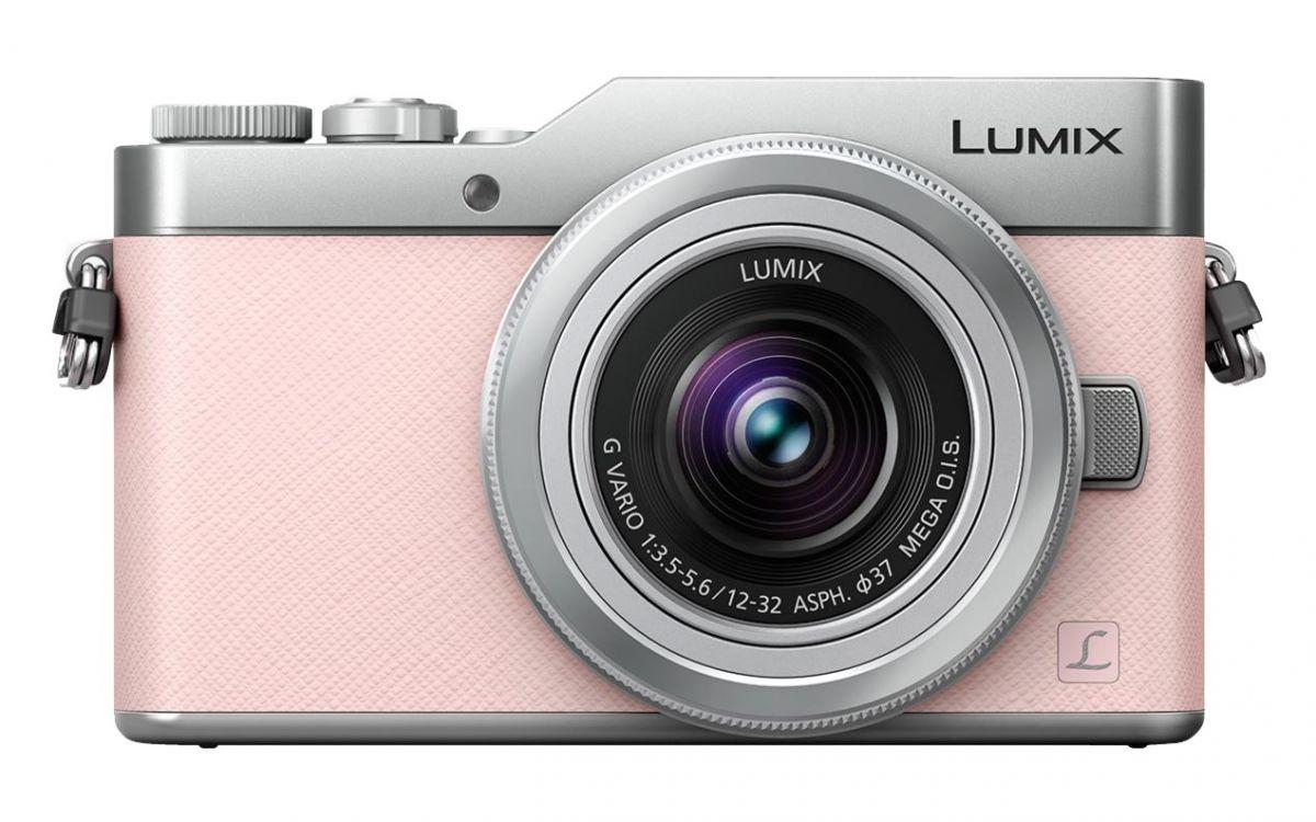 PANASONIC LUMIX DMC GX 850 KIT 12-32(Pink)