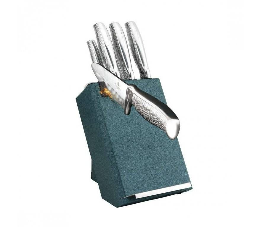 Набор ножей на подставке 8 пр. Berlinger Haus BH-2342 Kikoza Collection
