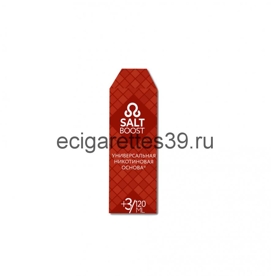 Saltboost 3/120 (Солевой никотин)
