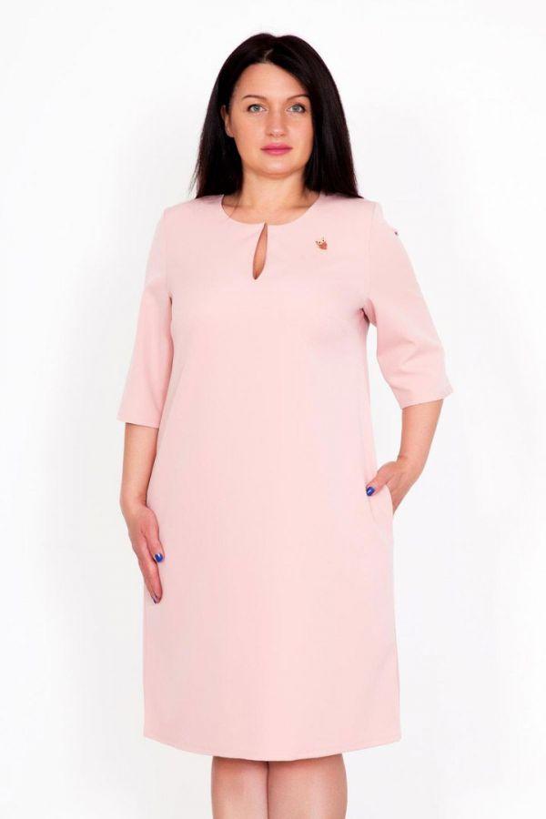 """Платье """"Тома"""" розовое"""