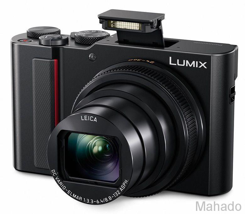 Компактный фотоаппарат Panasonic Lumix DC-ZS200/TZ200 9938