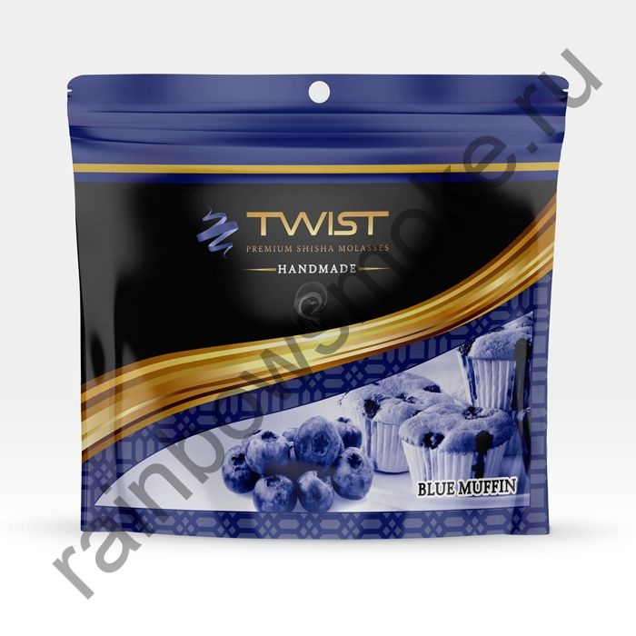 Twist 50 гр - Blue Muffin (Блю Маффин)