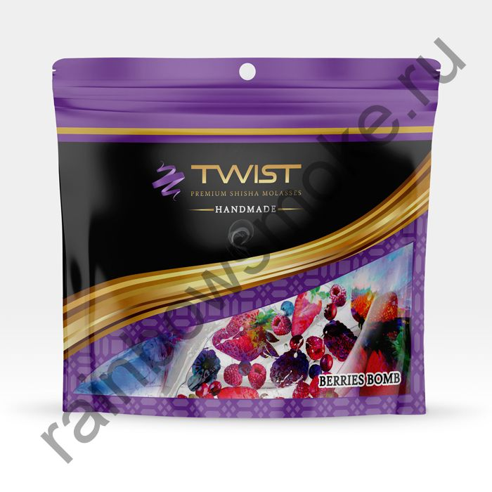 Twist 50 гр - Berries Bomb (Ягодная Бомба)