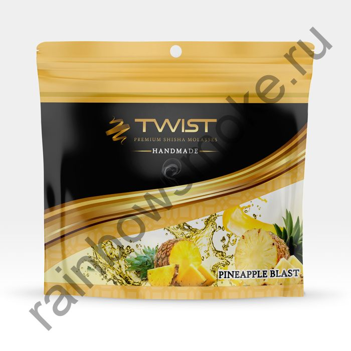 Twist 50 гр - Pineapple Blast (Ананасовый Взрыв)