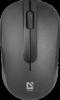 Беспроводная оптическая мышь Datum MM-285 черный,3 кнопки,1600 dpi