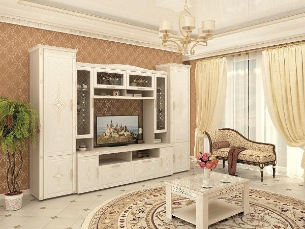 Модульная гостиная «Венеция»