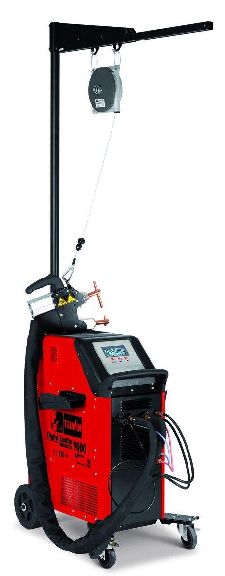 DIGITAL SPOTTER 9000 AQUA 400V + ACC