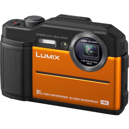 Panasonic Lumix DMC-FT7 FE OGANGE