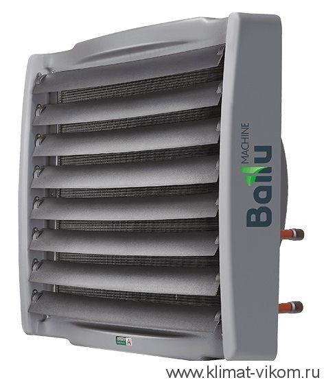 Тепловентилятор BHP-W2-60  42/71кВт