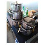 Набор посуды для приготовления Hoffmann HM 5910