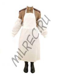Комплект военного повара (фартук, нарукавники) реплика