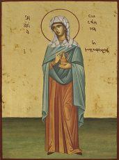 Икона Сусанна Мироносица святая