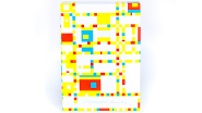 Дизайнерские карты Mondrian: Broadway Playing Cards