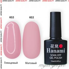 Гель лак HANAMI M053