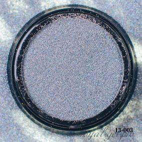 Шиммер Hanami, серый лазерный, 1/360 2 гр.