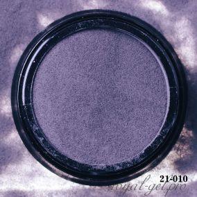 Акриловая пудра Hanami однотонная, чёрный 2 гр.