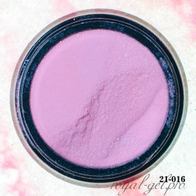 Акриловая пудра Hanami с блёстками, пудрово-розовый 2 гр.