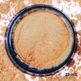 Металлический пигмент для втирки Hanami Золотой жемчуг 2 гр.