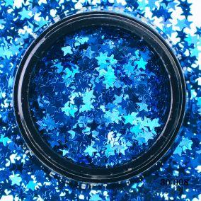 Камифубики Hanami Звезда, голубой, 3мм